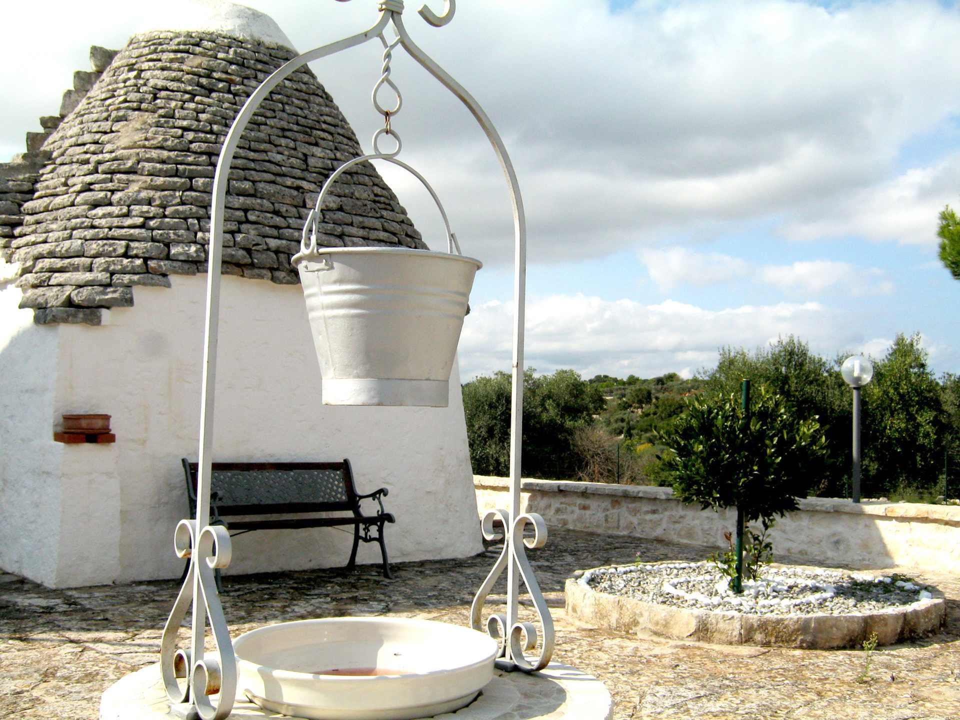 Apulien Trullo Ferienhaus