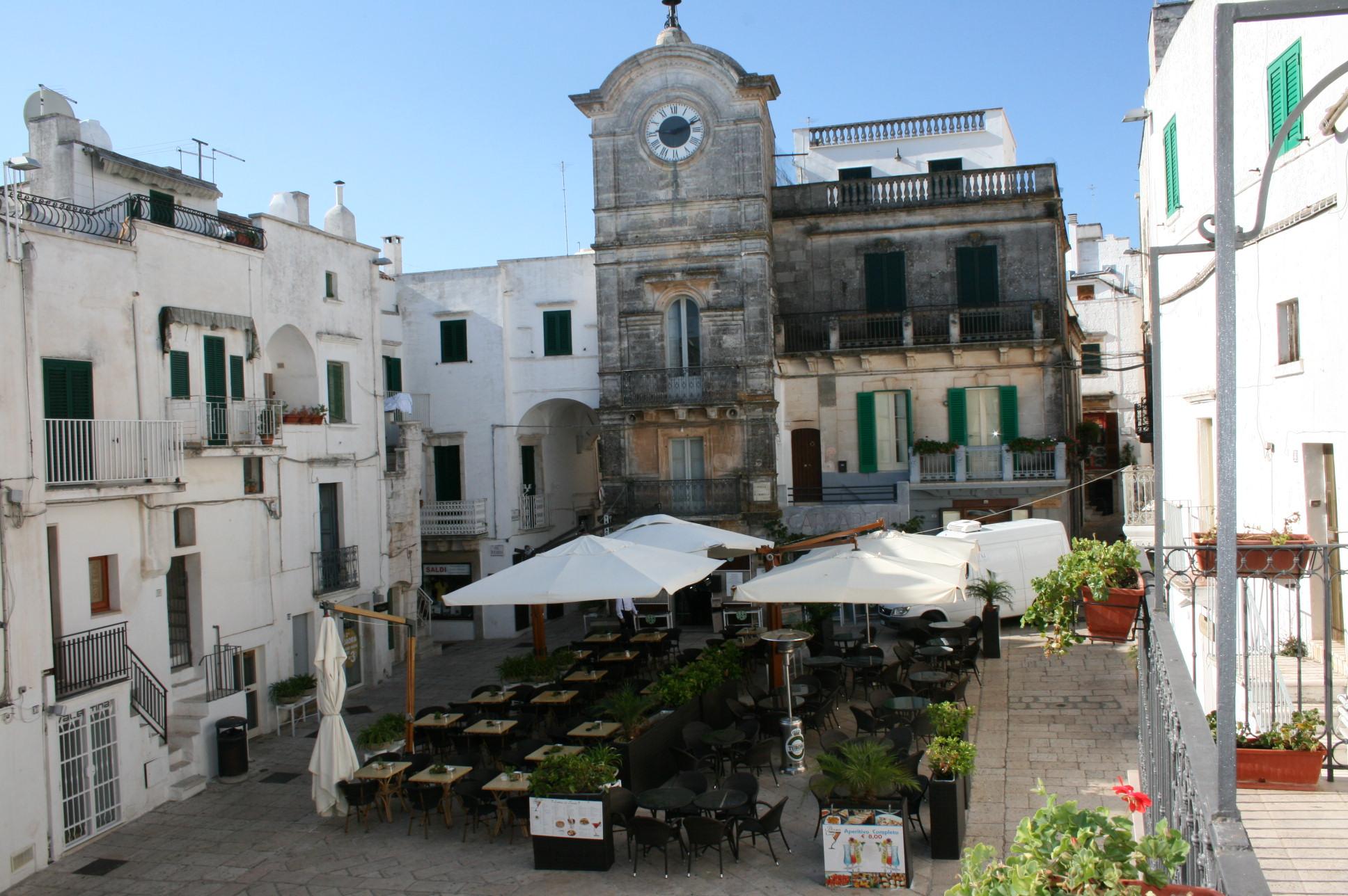 Ferienwohnungen in Apulien
