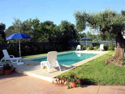 Apulien Ferienwohnung mit Pool
