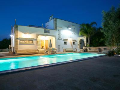 Apulien Ferien mit pool