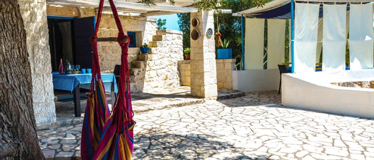Trullo Azzurro Ferienwohnungen in Apulien