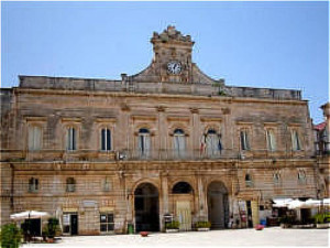 Ostuni, die weiße Stadt Apuliens