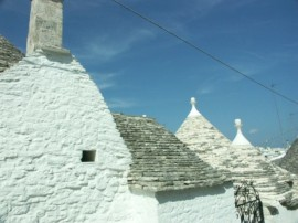 Alberobello, die berühmte Trulli-Stadt