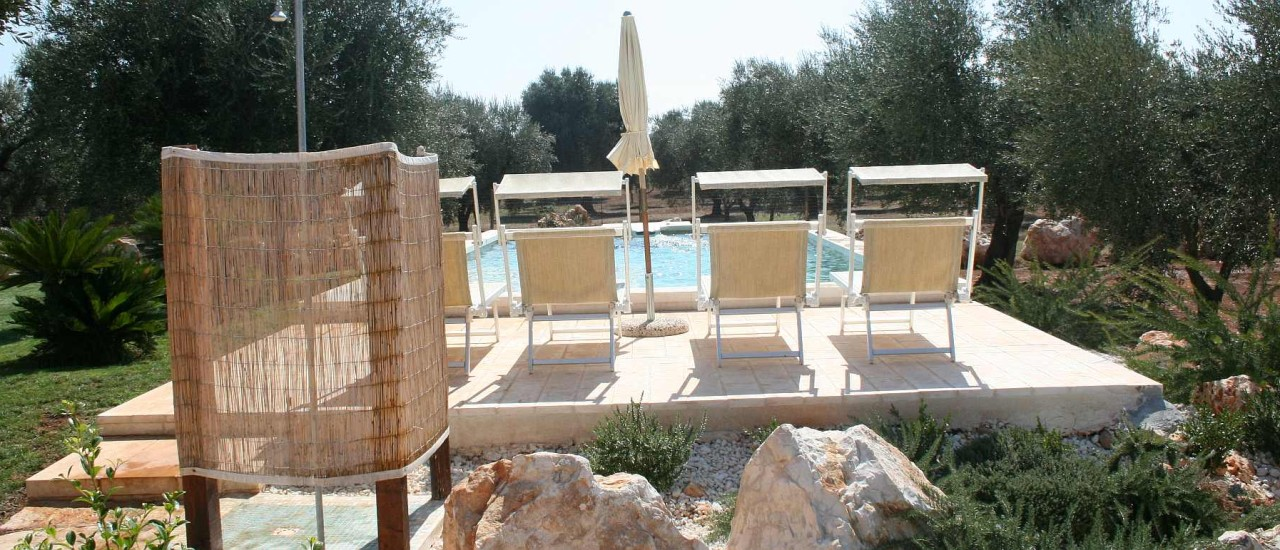 Ferienvilla mit Pool Italien