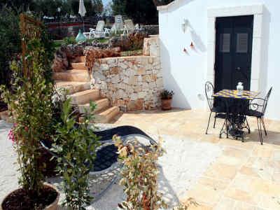 Ferienwohnungen in Apulien mit Pool