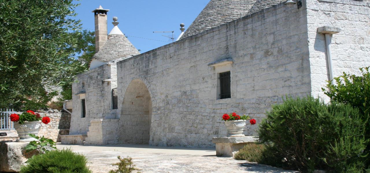 Trullo Capitolo Cisternino - Apulien