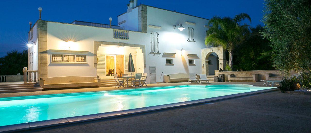 Apulien Ferienhaus mit Pool