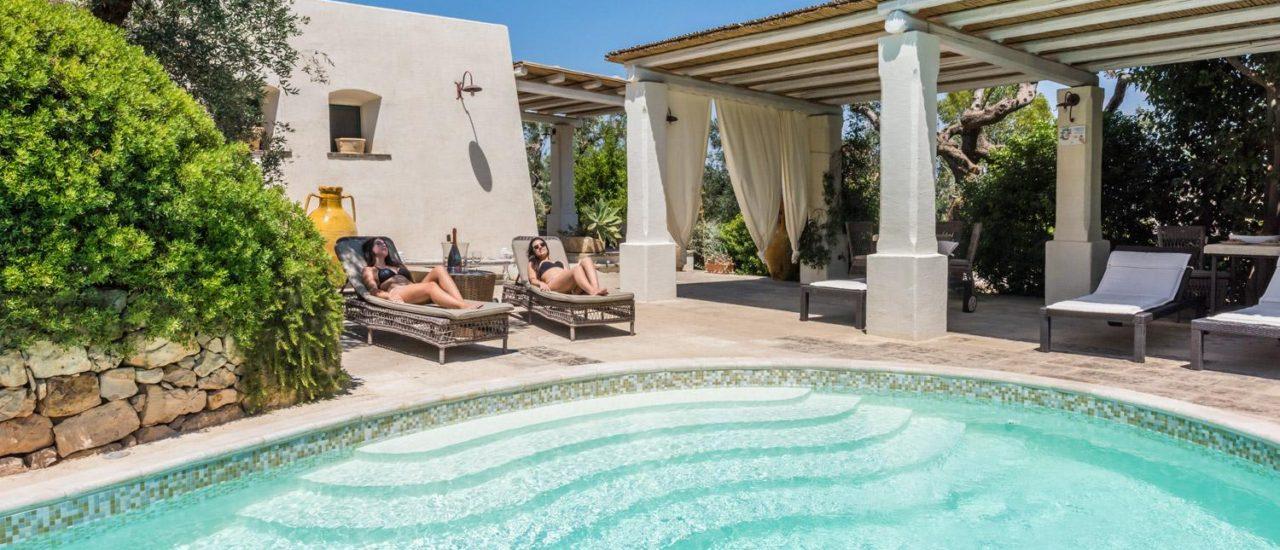 Ferienhaus in Apulien