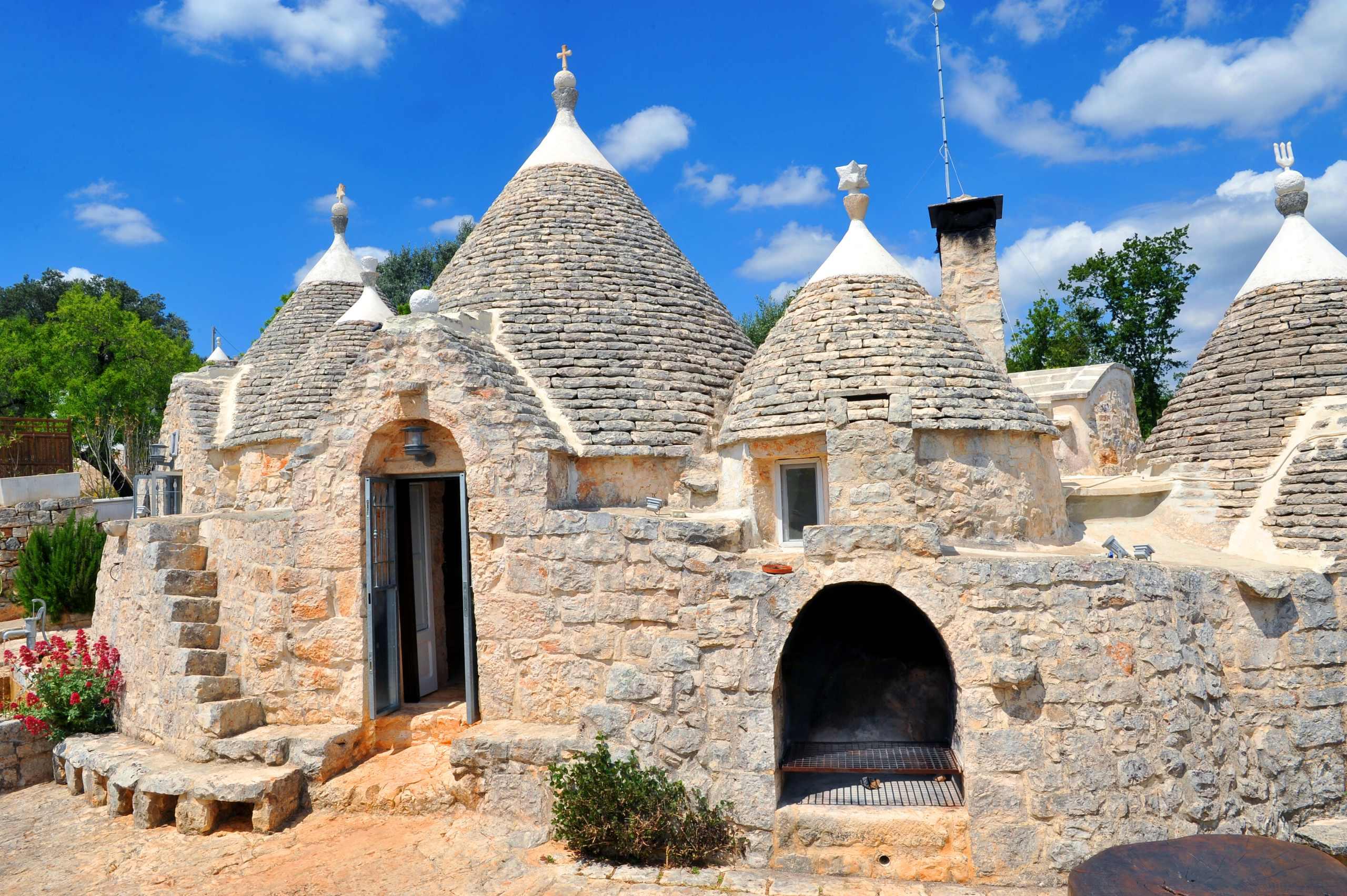 Ferienhaus im Salento Apulien Italien