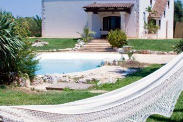 Ferienhäuser in Apulien