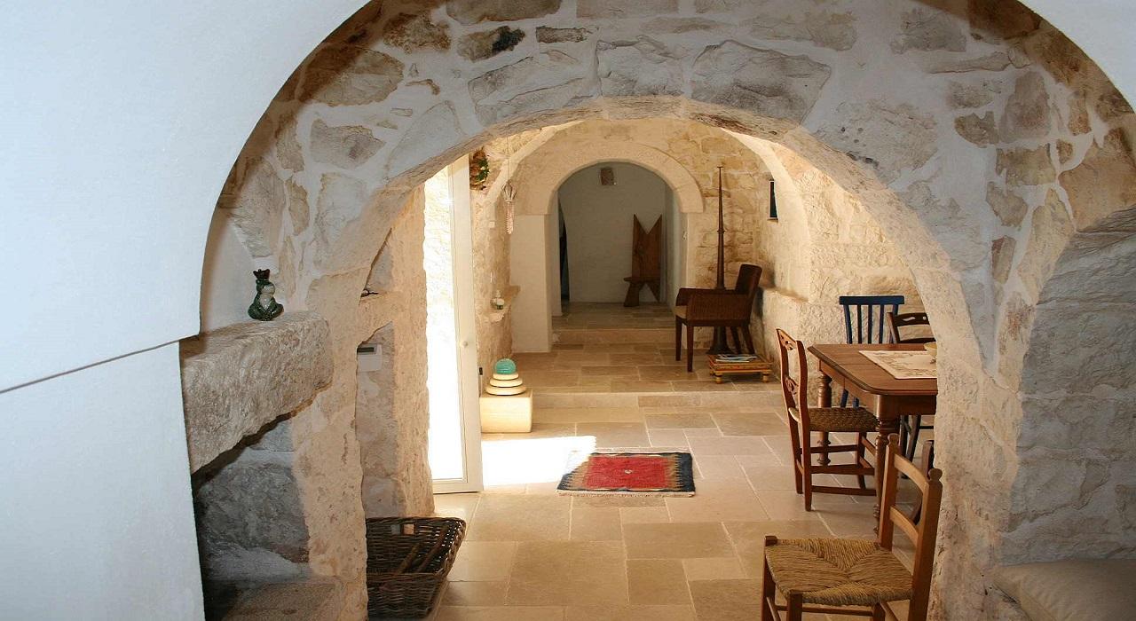 charmantes Apulien Ferienhaus