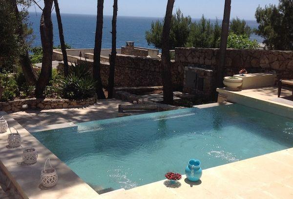 Villa mit Meer und fantastischem Meerblick nur 120 m vom Meer entfernt!
