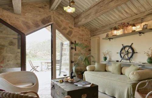 Apulien Ferienhaus am Meer