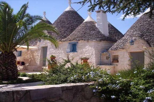 Trullo Carperi Cisternino